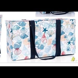 Thirty One - Saltwater Shells Large Utility Tote